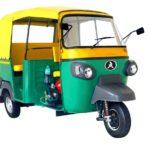 Atul GEM Paxx CNG Auto Rickshaw 4