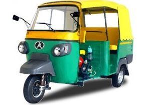 Atul GEM Paxx CNG Auto Rickshaw 5