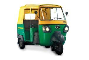 Atul Gemini-LPG Auto Rickshaw