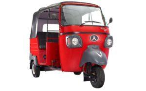 Atul Gemini-Petrol Auto Rickshaw