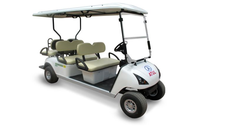 Atul Green Golf Car 4 + 2