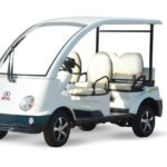 Atul Green Sightseeing 4 Golf Car