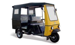Atul Shakti Passenger 3 + 1 Rickshaw