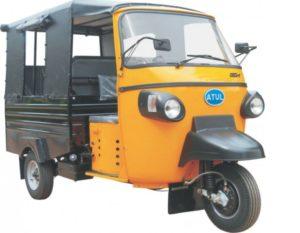 Atul Shakti Passenger 6 + 1 Rickshaw