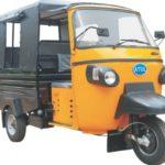Atul Smart Diesel 6+ 1 Passenger Carriers Auto Rickshaw