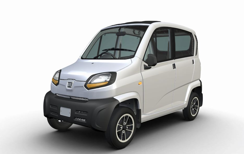 Bajaj Qute RE60 Small Car color 1