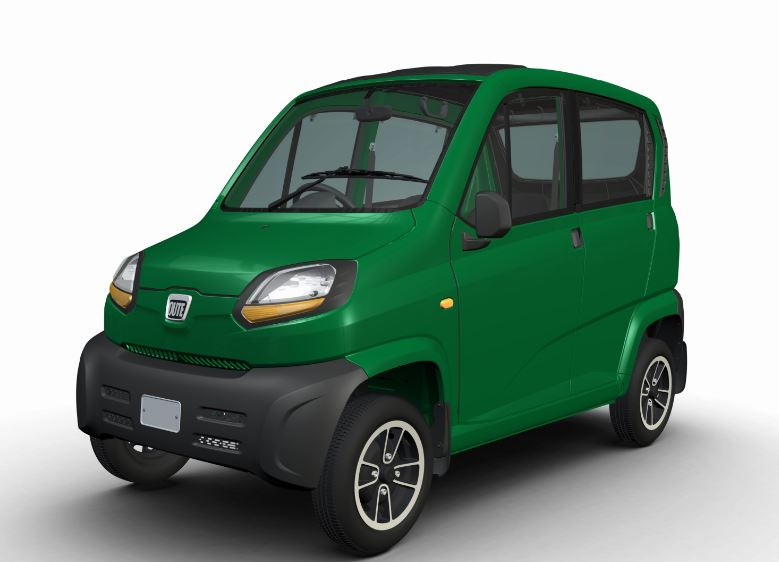 Bajaj Qute RE60 Small Car color 2