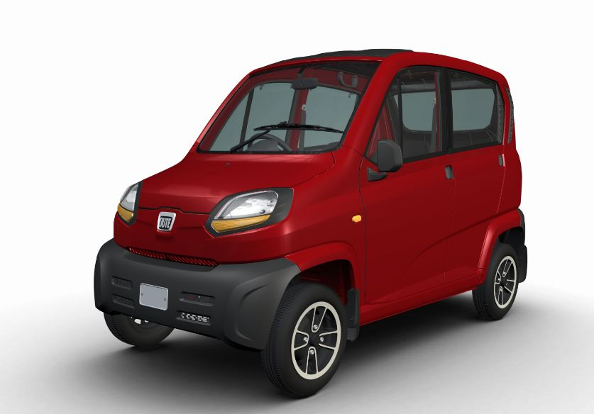 Bajaj Qute RE60 Small Car color 4
