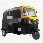 Bajaj RE Compact Diesel Auto Rickshaw 2