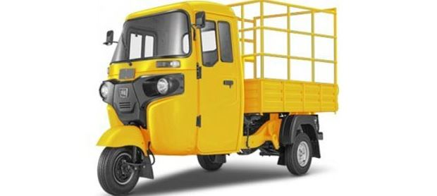 Bajaj RE Maxima Cargo Three Wheeler 2