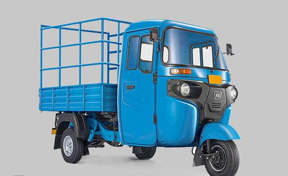 Bajaj RE Maxima Cargo Three Wheeler 3