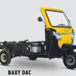 Baxy DAC Three Wheeler Price