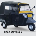 Baxy Express G Auto Rickshaw Price INDIA