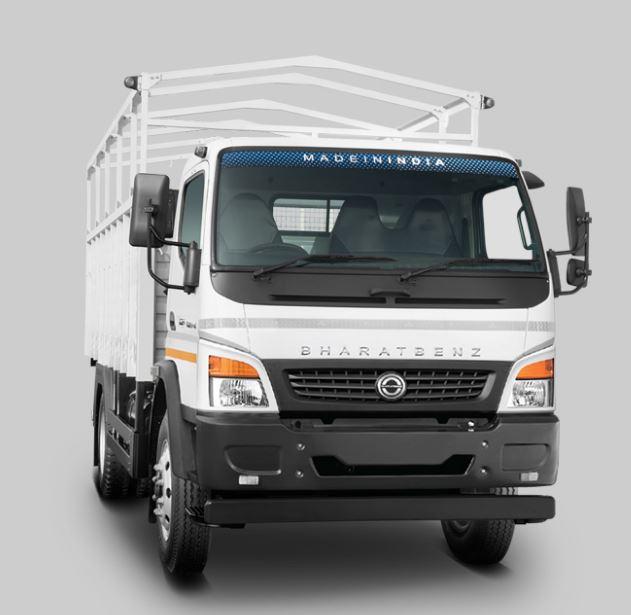 Bharat Benz MD 1214R Medium dutyTruck