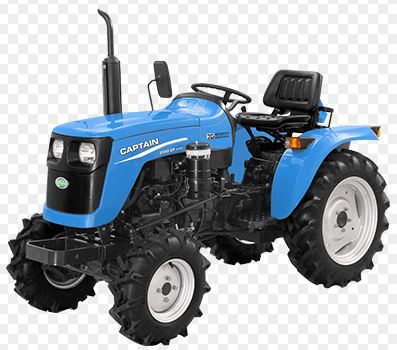 New Holland Boomer™ Deluxe CVT 46D mini tractor