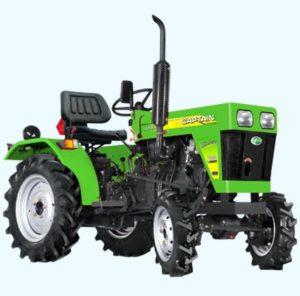 Captain 250 DI mini tractor price in india