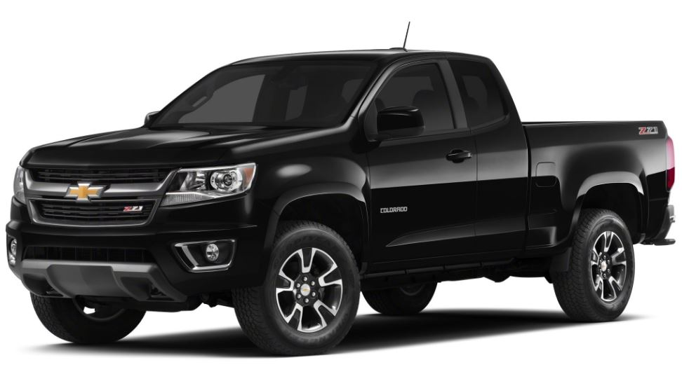Chevrolet Colorado 2WD Extended Cab Long Box Small Truck OVERVIEW