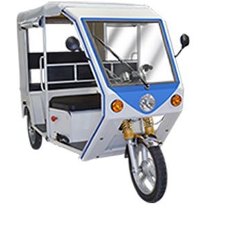 E-Rickshaw Terra Y4 Alfa 1