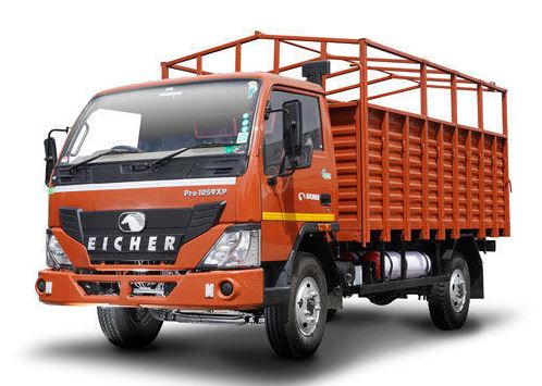 EICHER PRO 1059XP Price Mileage Specs