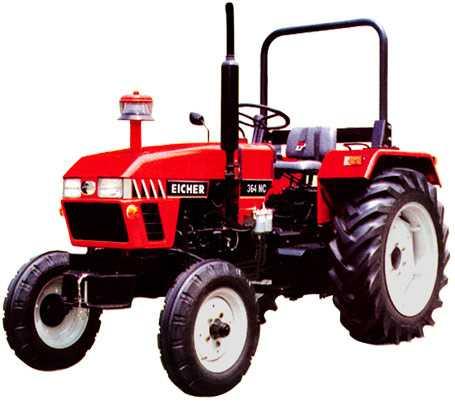 Eicher 364 Tractor price list