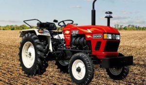 Eicher 368 Tractor price list