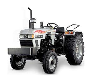 Eicher 551 Tractor price