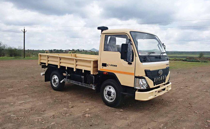 Eicher Pro 1049 Light Truck Overview