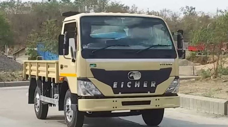 Eicher Pro 1049 Truck Applications