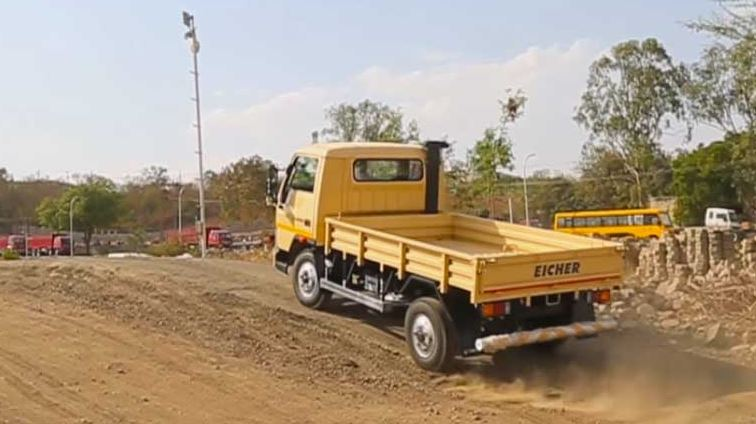 Eicher Pro 1049 Truck Specifications