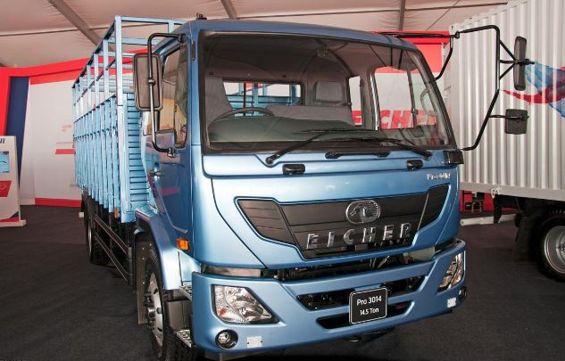 Eicher Pro 3015 Specifications