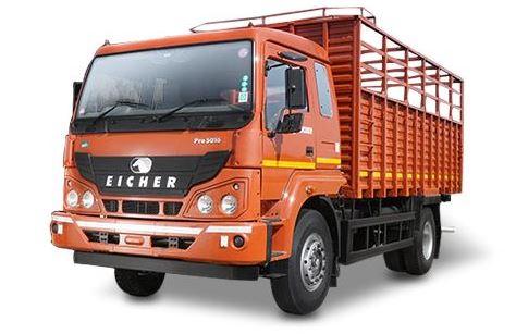 Eicher Pro 5016 truck
