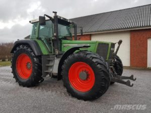 Fendt 924 Vario Tractor Price
