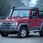 Force Motors Gurkha jeep 11
