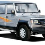 Force Motors TRAX CRUISER Toofan Car