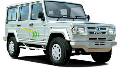 Force Motors TRAX GAMA Toofan Car