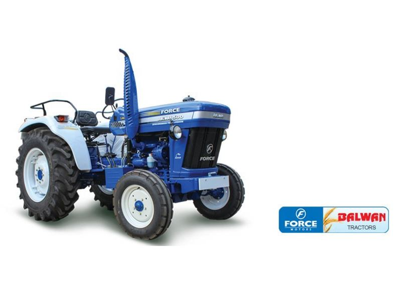Force Motors Tractors