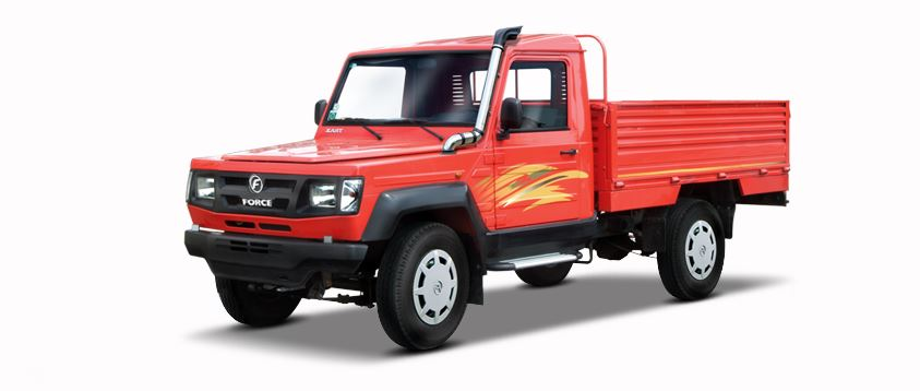 Force Motors Trax Kargo King Pickup Truck