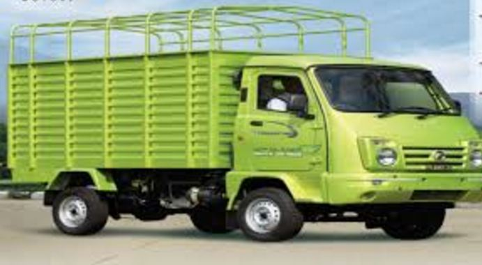 Force Motors Trump 40 CNG Hi-Deck Mini Truck 1