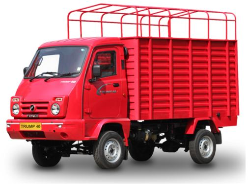 Force Motors Trump 40 Hi-Deck Mini Truck 3