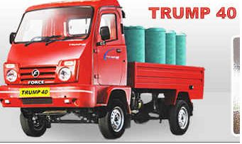 Force Trump 40 Mini Truck 2