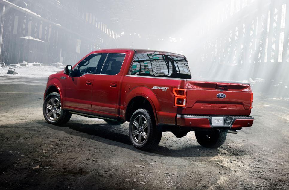 Ford F-150 XL Pickup Truck Price