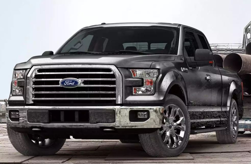Ford F-150 XLT Pickup Truck Features