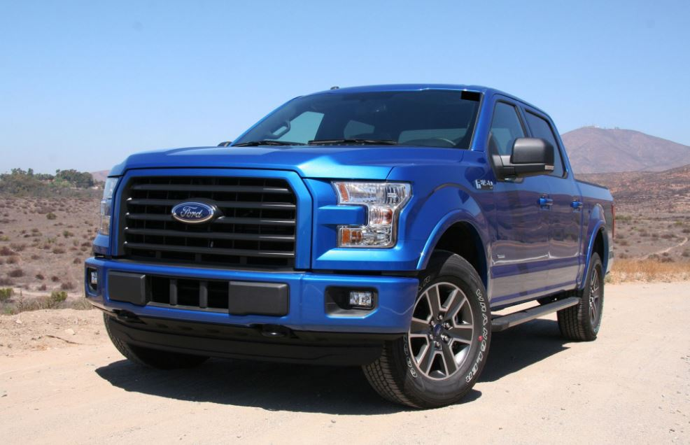 2018 ford f 150 xlt pickup price specs features review images video. Black Bedroom Furniture Sets. Home Design Ideas