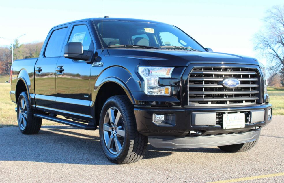 Ford F-150 XLT Pickup Truck Price