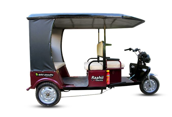 HERO Raahii – Electric Rickshaw 2