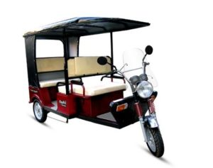 HERO Raahii – Electric Rickshaw 4
