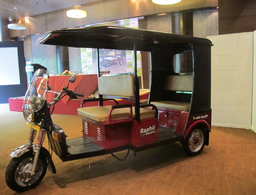 HERO Raahii – Electric Rickshaw 8