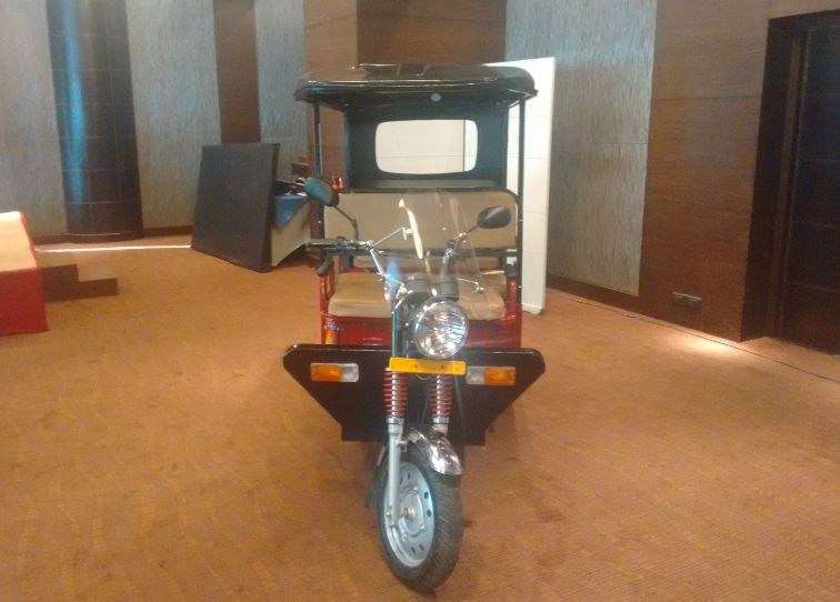 HERO Raahii – Electric Rickshaw 5