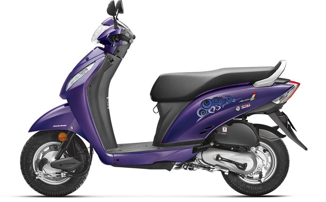 Honda Activa i Scooter 2