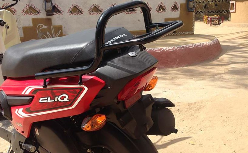 Honda Cliq Scooter Additional Load Carrier